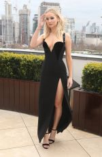 JENNIFER LAWRENCE at Red Sparrow Photocall in London 02/20/2018