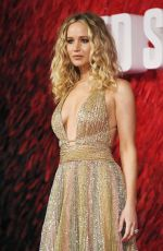 JENNIFER LAWRENCE at Red Sparrow Premiere in London 02/19/2018