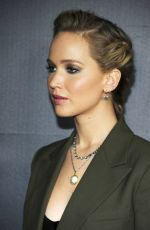 JENNIFER LAWRENCE at Red Sparrow Screening at Newseum in Washington 02/15/2018