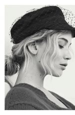 JENNIFER LAWRENCE in Dior Magazine, Spring/Summer 2018 Collection