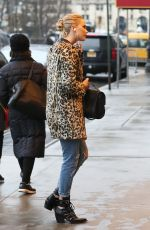 JENNIFER LAWRENCE Out and About in New York 02/23/2018