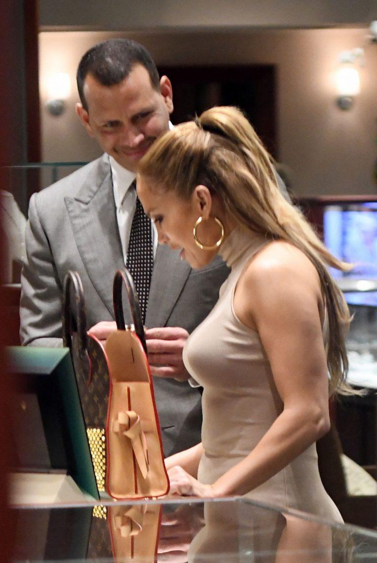 Jennifer Lopez & Alex Rodriguez Buy Miami Home: Photos of