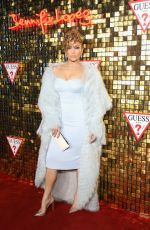 JENNIFER LOPEZ at Guess Spring 2018 Campaign Launch in Los Angeles 01/31/2018