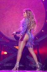 JENNIFER LOPEZ Performs at Jennifer Lopez: All I Have in Las Vegas 02/23/2018
