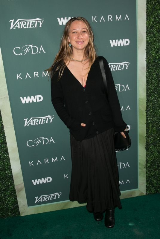 JENNIFER MEYER at CFDA, Variety and WWD Runway to Red Carpet Luncheon in Los Angeles 02/20/2018