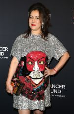 JENNIFER TILLY at Womens Cancer Research Fund Hosts an Unforgettable Evening in Los Angeles 02/27/2018