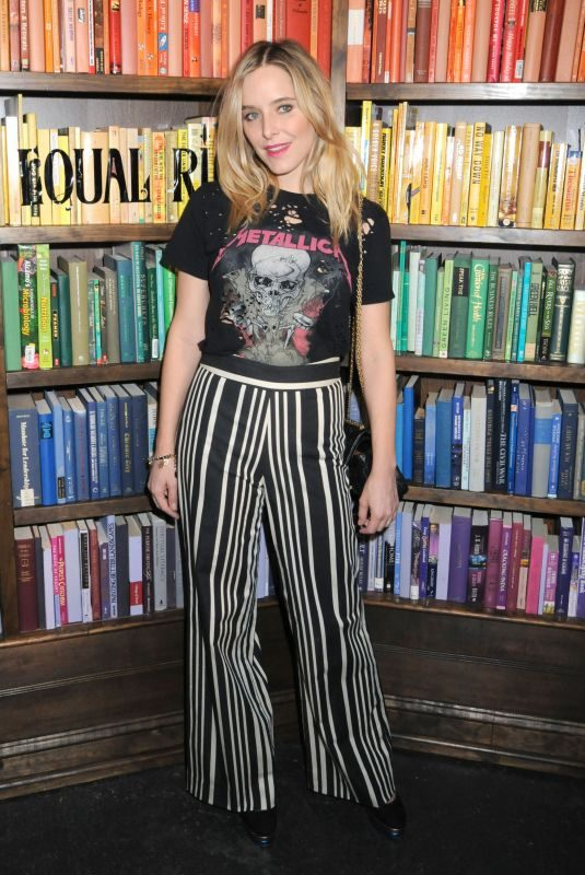 JENNY MOLLEN at Alice + Olivia Fashion Show at NYFW in New York 02/13/2018