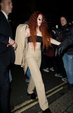 JESS GLYNNE Arrives at Warner Music Brits After-party in London 02/21/2018