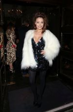 JESS IMPIAZZI at Celebrity Big Brother Wrap Party at Cafe de Paris 02/03/2018