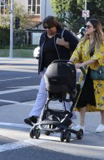 JESSICA ALBA Out Shopping in Beverly Hills 02/08/2018