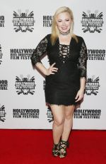 JESSICA CAMERON at Buckout Road Premiere in Los Angeles 02/28/2018