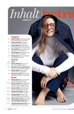 JESSICA CHASTAIN in Petra Magazine, March 2018