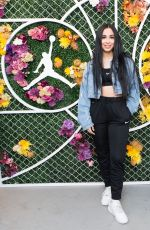 JESSICA FLORES at Revolve x Nike 1s Reimagined Pop-up Event in Los Angeles 02/16/2018