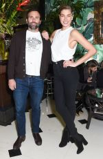 JESSICA HART at Levi's Celebrates Equality in New York 02/12/2018