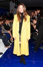 JESSICA SPRINGSTEEN at Ralph Lauren Show at New York Fashion Week 02/12/2018