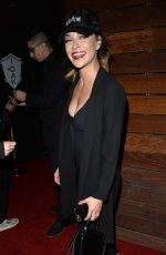 JESSICA SZOHR at NBA All-Star Party at 1Oak in Los Angeles 02/18/2018