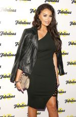 JESSICA WRIGHT at Fabulous Magazine 10th Birthday Party in London 02/06/2018