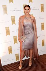 JESSICA WRIGHT at Pure Package Wellness Awards in London 02/01/2018