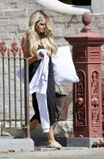 JESSIE HABERMANN Out and About in Melbourne 02/01/2018