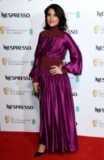 JESSIE WARE at Bafta Nominees Party in London 02/17/2018