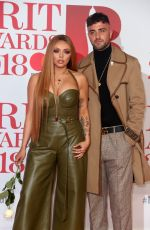 JESY NELSON at Brit Awards 2018 in London 02/21/2018