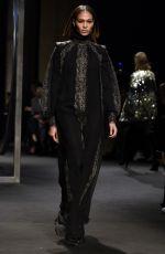 JOAN SMALLS at Alberta Ferretti Fall/Winter Show at Milan Fashion Week 02/21/2018
