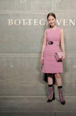 JOANNE TSENG at Bottega Veneta Show at New York Fashion Week 02/09/2018