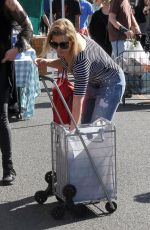 JODIE SWEETIN at Farmers Market in Studio City 02/04/2018