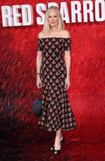 JOELY RICHARDSON at Red Sparrow Premiere in London 02/19/2018