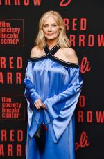 JOELY RICHARDSON at Red Sparrow Premiere in New York 02/26/2018