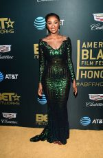 JOIA JOHN at American Black Film Festival in Los Angeles 02/25/2018