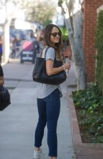 JORDANA BREWSTER Out Shopping in Los Angeles 01/31/2018