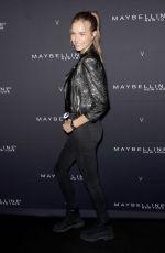 JOSEPHINE SKRIVER at Maybelline New York x V Magazine Fashion Week Party in New York 02/11/2018