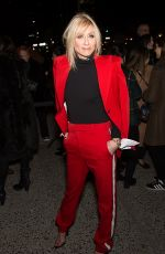 JUDITH LIGHT at Calvin Klein Show at New York Fashion Week 02/13/2018