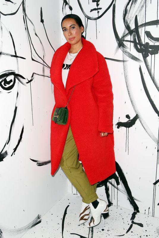 JULIA LANG at Dior Collection Launch Party at Spring/Summer 2018 New York Fashion Week 02/06/2018