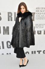 JULIA RESTOIN at Christian Dior Show at Paris Fashion Week 02/27/2018
