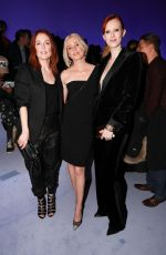 JULIANNE MOORE at Tom Ford Fashion Show at New York Fashion Week 02/08/2018