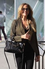 JULIE BENZ Out and About in Beverly Hills 02/06/2018