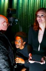 KAREN ELSON at Tom Ford: Extreme Cocktail Party at HYFW in New York 02/09/2018