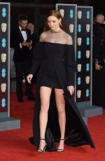 KAREN GILLAN at BAFTA Film Awards 2018 in London 02/18/2018