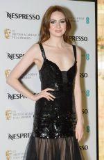 KAREN GILLAN at Bafta Nominees Party in London 02/17/2018