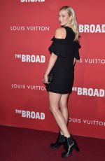 KARLIE KLOSS at Broad and Louis Vuitton Celebrate Jasper Johns Something Resembling Truth in Los Angeles 02/08/2018