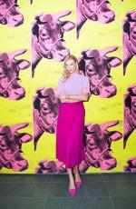 KARLIE KLOSS at Carolina Herrera Fashion Show at NYFW in New York 02/12/2018