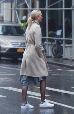 KARLIE KLOSS Out at New York Fashion Week 02/10/2018