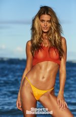 KATE BOCK in Sports Illustrated Swimsuit 2018 Issue