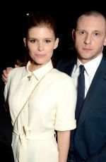 KATE MARA Arrives at Burberry Fashion Show at LFW in London 02/18/2018