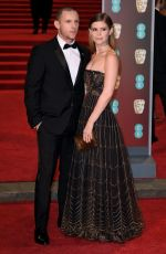 KATE MARA at BAFTA Film Awards 2018 in London 02/18/2018