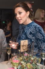 KATE MIDDLETON at a Reception to Celebrate Swedish Culture in Stockholm 01/31/2018