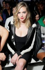 KATE UPTON at Philipp Plein Fall/Winter 2018 Show at New York Fashion Week 02/10/2018
