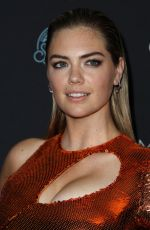 KATE UPTON at Sports Illustrated Swimsuit Issue 2018 Launch in New York 02/14/2018